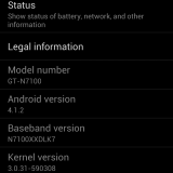 Galaxy Note 2 Android 4.1.2 Jelly Bean-4