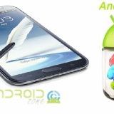 Samsung Galaxy Note 2 se actualiza a Android 4.1.2 Jelly Bean Oficial
