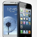 Galaxy S3 iPhone 5