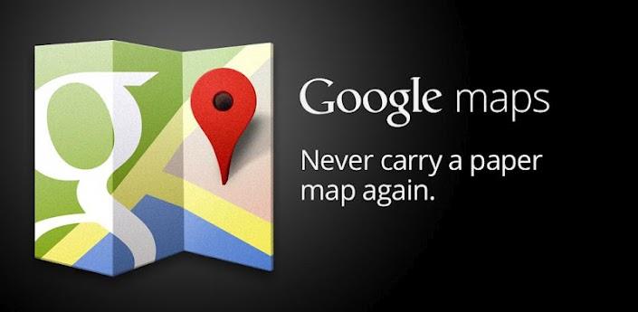Así será Google Maps 7.1