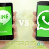 WhatsApp vs LINE