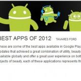 Mejores Aplicaciones Android 2012-