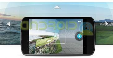 Nexus 4 Photo Sphere AZ