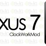 Nexus 7: Unlock Bootloader Root y ClockworkMod (Android 4.2.2)