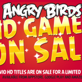 Rovio HD Games on sale