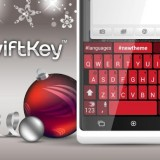 SwiftKey 3 Berry theme