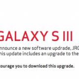 Actualizacion de Android Jelly Bean para el Galaxy S III de Verizon muy pronto