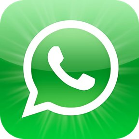 WhatsApp-Messenger logo