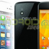 iPhone 5 vs Nexus 4 AZ-