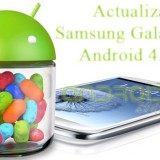 Tutorial Actualizar Samsung Galaxy S3 Android 4.1.2 Jelly Bean (UBELL6)