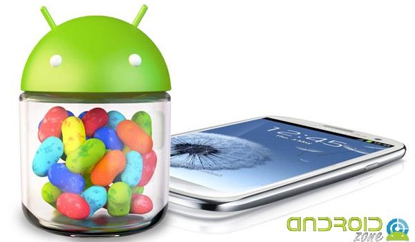 Actualizar Galaxy S3 Jelly Bean