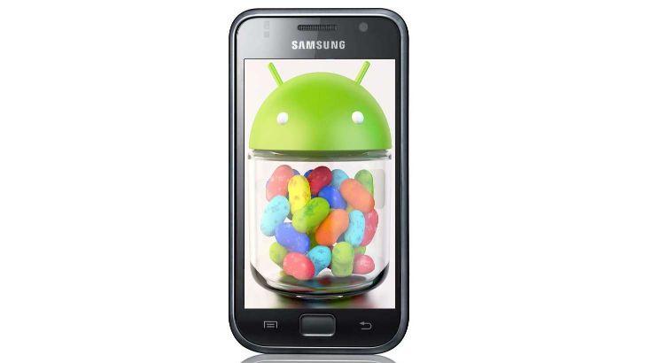 Actualizar Samsung Galaxy S Jelly Bean