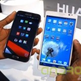 Galaxy Note 2 vs Ascend Mate AZ