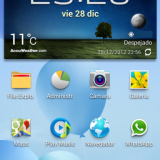 Galaxy S Android 4.2.1-