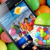 Galaxy S2 Android Jelly Bean