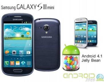Galaxy S3 Mini Jelly Bean AZ