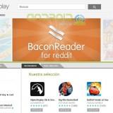 Google Play Store Roboto AZ