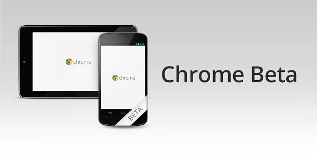 Google lanza Chrome Beta