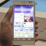 Huawei Ascend D2 Official CES 2012