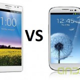 Samsung Galaxy S3 vs Huawei Ascend Mate