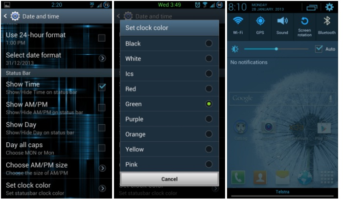 Mod Galaxy S3-