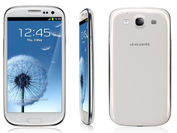 Samsung Galaxy S3 Design