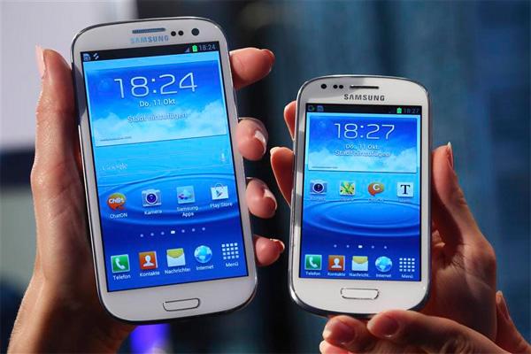 Samsung Galaxy-S3 versus Samsung Galxy S3 Mini