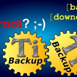Titanium Backup root Android-6