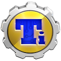 Titanium backup root logo