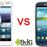 Huawei Ascend D2 Vs Samsung Galaxy S3