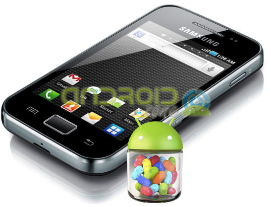 Actualizar Galaxy Ace Jelly Bean 412