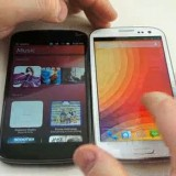 Ubuntu Phone OS vs Android 4.1 Jelly Bean