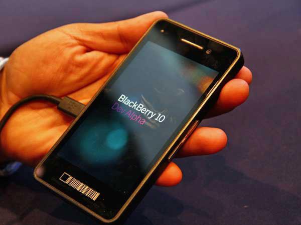 BlackBerry 10-