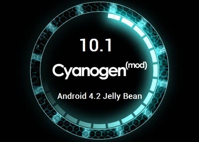 CyanogenMod 10.1 HDR