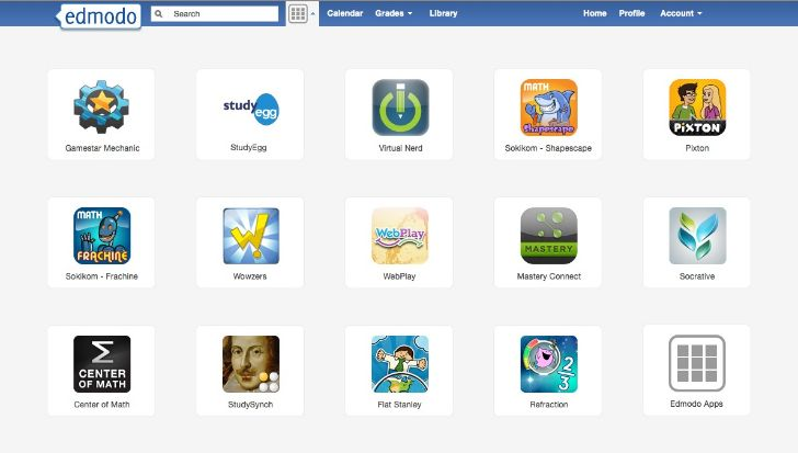 Edmodo Tablet