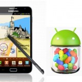 Samsung Galaxy Note se actualiza a Android 4.1.2 Jelly Bean