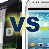 Galaxy S3 vs BlackBerry Z10-