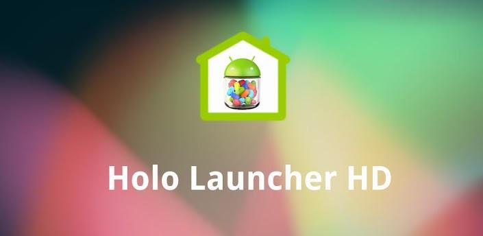 Holo HD Launcher