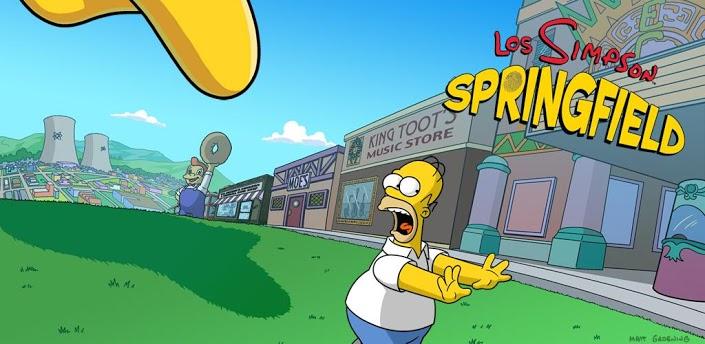 Los Simpson Springfield-