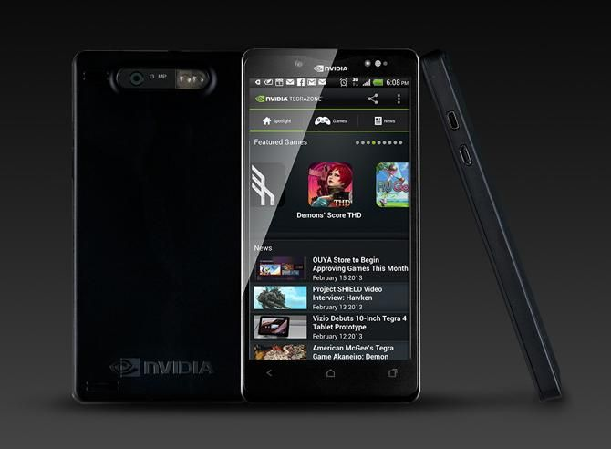 Nvidia Tegra Phoenix 4i
