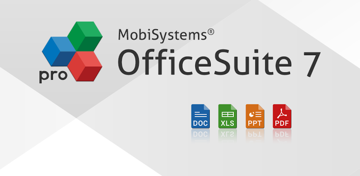 OfficeSuite Pro 7 llega a Google Play