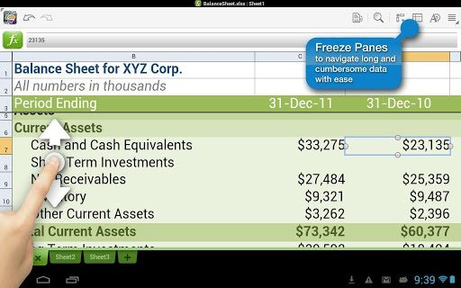 Quickoffice Pro HD Android