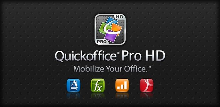 Quickoffice Pro HD