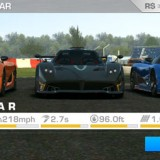 Real Racing 3 Android Zonda R