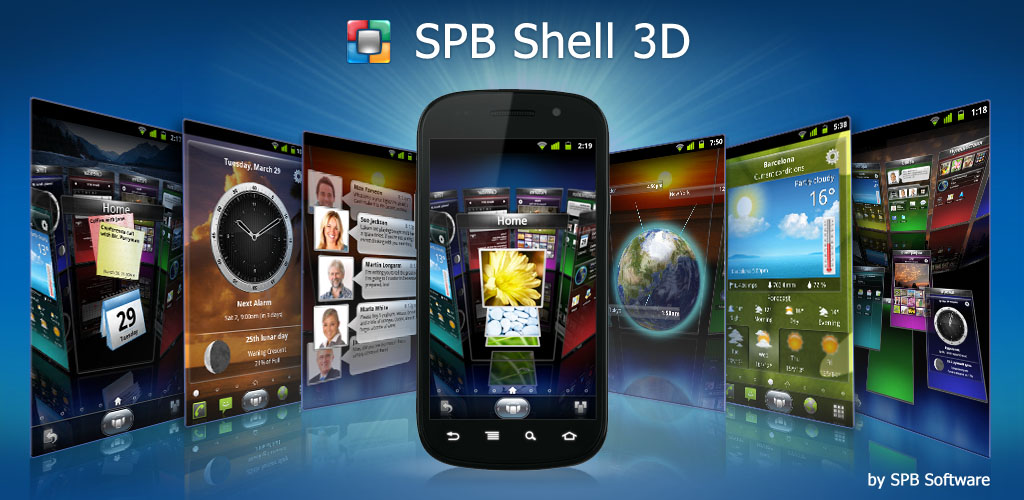 SPB Shell 3D Android-6