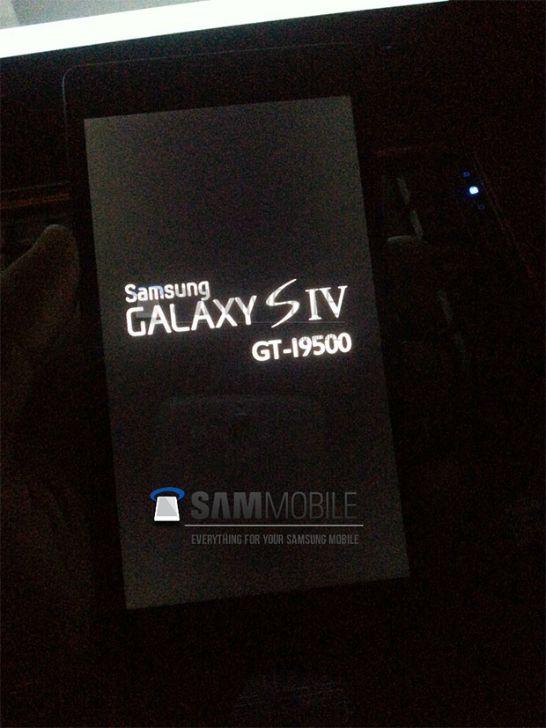 Samsung Galaxy S4 imagen