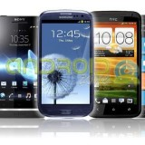 Android Smartphones 2013 -