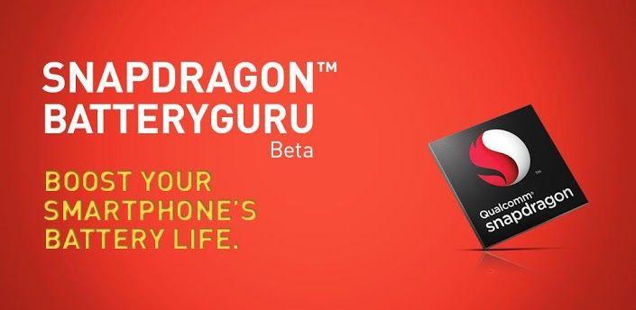 Snapdragon BatteryGuru-