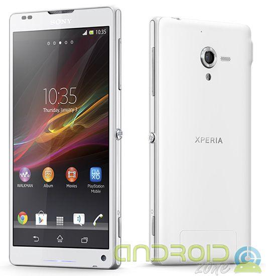 Sony Xperia Z-AZ