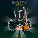 Slash compone un tema para el nuevo update de Angry Birds Space